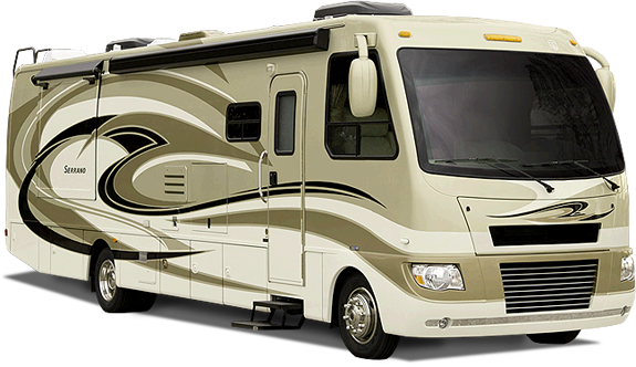 Class-A-RV-Diesel-Workhorse-Serrano-Motorhomes