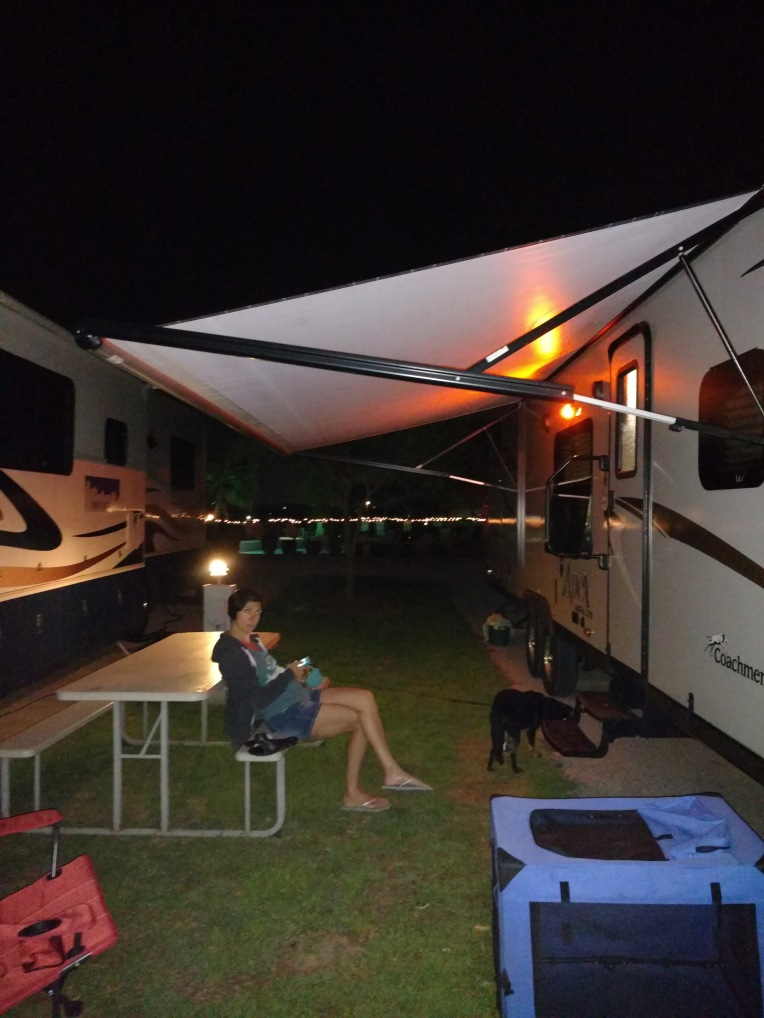 Leander KOA Campsite